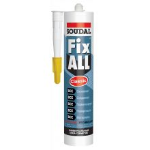 Клей-герметик Soudal Fix All Classic (Соудал Фикс Алл Класик)
